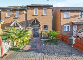 Thumbnail 2 bed end terrace house for sale in Mortimer Close, Bushey