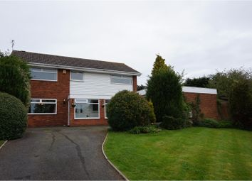 Thumbnail 4 bed detached house for sale in Stockham Close, Runcorn
