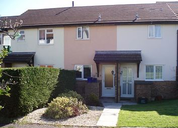 Thumbnail 1 bed terraced house to rent in Burnham Close, Seaton
