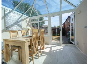 Thumbnail 2 bed terraced house for sale in Chepstow Close, Stevenage