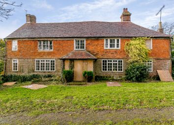 Thumbnail 5 bed detached house for sale in Sandrock Hill, Crowhurst, Battle, East Sussex