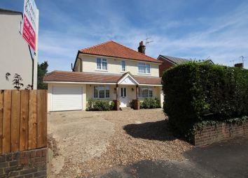 Thumbnail 4 bedroom detached house for sale in Adeyfield Road, Hemel Hempstead