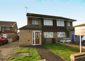 3 bed semi-detached house for sale in Kilnwood Close, Selsey, Chichester PO20