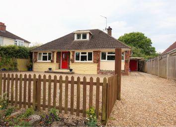 Thumbnail 3 bed detached bungalow for sale in Pilford Heath Road, Colehill, Wimborne