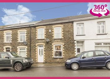 Thumbnail 4 bed terraced house for sale in Meadow Close, Blackvein Road, Cross Keys, Newport