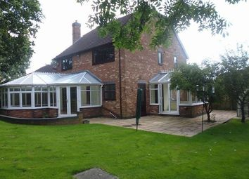 Thumbnail 5 bed detached house to rent in Swinbrook Way, Shirley, Solihull
