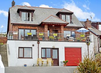 Thumbnail 5 bed detached house for sale in Pengannel Close, Newquay