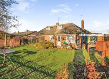 Thumbnail 3 bed semi-detached bungalow for sale in Stoney Lane, Thurston, Bury St. Edmunds