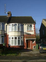 Thumbnail 3 bed semi-detached house to rent in Waller Avenue, Luton
