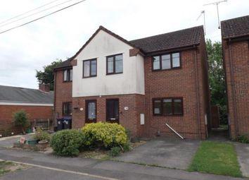 Thumbnail 2 bed semi-detached house for sale in School Road, Durrington, Salisbury