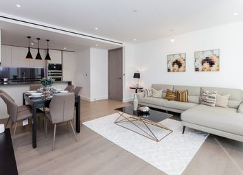 Thumbnail 2 bed flat to rent in Vaughan Way, City