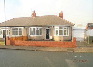 Thumbnail 3 bed bungalow to rent in High View North, Wallsend