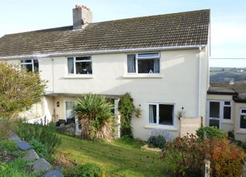 Thumbnail 2 bed flat for sale in Green Lane, Fowey