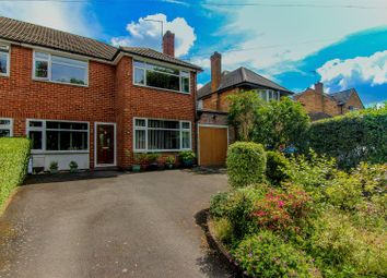 Thumbnail 3 bed semi-detached house for sale in Telford Avenue, Leamington Spa