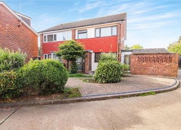 Thumbnail 3 bed semi-detached house for sale in Waverley Gardens, Grays