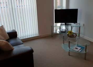 Thumbnail 1 bed flat to rent in Delaney Building Derwent Street, Salford