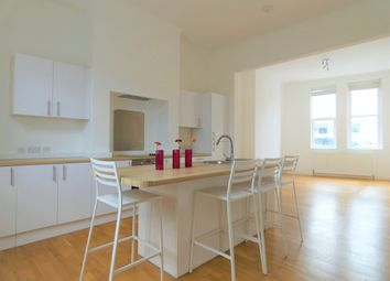 Thumbnail 2 bed maisonette to rent in 114 Manor Road, Hastings