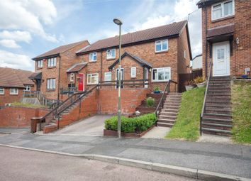 Thumbnail 2 bed end terrace house for sale in Bilsington Close, Chatham, Kent