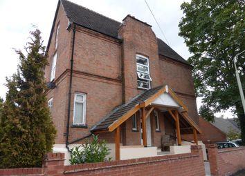 Thumbnail Studio to rent in Park Road, Loughborough