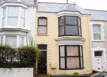 3 bed terraced house for sale in Pantygwydr Road, Swansea SA2