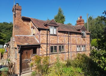 Thumbnail 4 bed cottage for sale in Ashperton, Ledbury