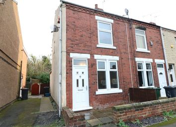 Thumbnail 2 bedroom end terrace house for sale in New Street, Laughton-En-Le-Morthen, Sheffield, South Yorkshire