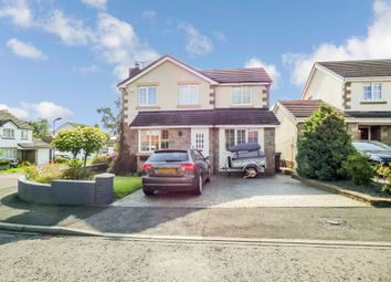 Thumbnail 4 bedroom detached house for sale in Harwood Drive, Killingworth, Newcastle Upon Tyne