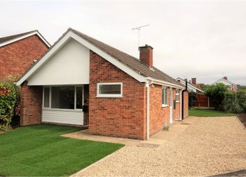 Thumbnail 2 bed detached bungalow for sale in Sidlaw Grove, Lincoln