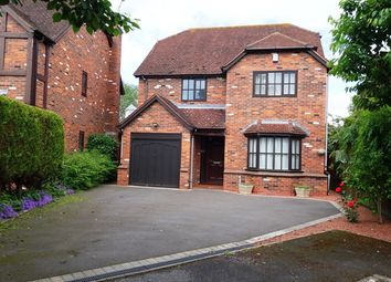 Thumbnail 5 bed detached house to rent in Old Mill Road, Broughton Astley, Leicester, Leicestershire