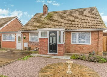 Thumbnail 3 bed detached bungalow for sale in Crown Drive, Spalding