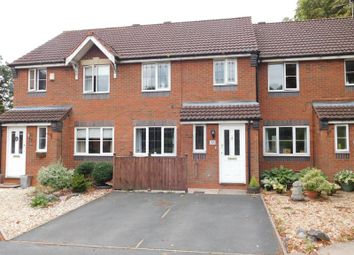 Thumbnail 3 bed terraced house to rent in Vicarage Way, Hixon, Stafford