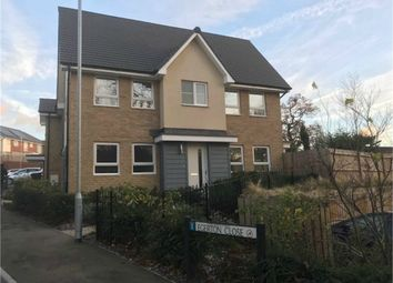 Thumbnail 3 bed semi-detached house to rent in Egerton Close, Belvedere, Kent