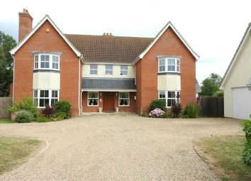 Thumbnail 5 bed detached house for sale in St Peter's Court, Bradwell-On-Sea, Southminster, Essex