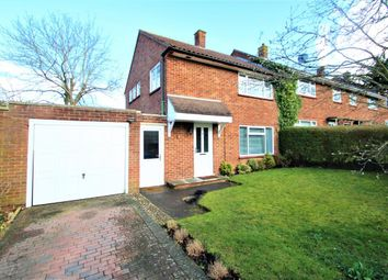 3 bed end terrace house for sale in Englemere Road, Bracknell RG42