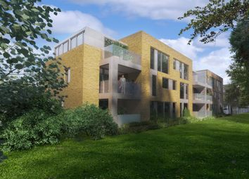 Thumbnail 2 bedroom flat for sale in Woodcote Side, Epsom