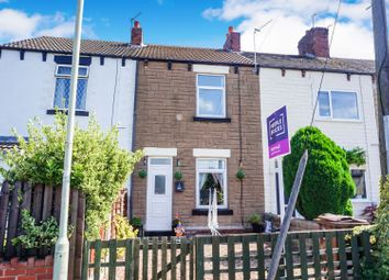 Thumbnail 2 bed end terrace house for sale in Church Lane, Featherstone, Pontefract