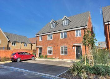 Thumbnail 3 bed semi-detached house for sale in Achilles Drive, Norwich