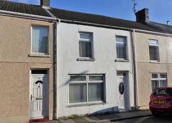 Thumbnail 3 bed terraced house for sale in Bridgend Road, Aberkenfig, Bridgend, Bridgend County.