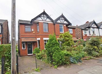 Thumbnail 3 bed semi-detached house for sale in Willow Way, Didsbury, Manchester