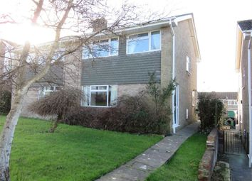 Thumbnail 3 bedroom semi-detached house for sale in Robin Way, Chipping Sodbury, South Gloucestershire