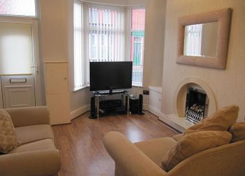 Thumbnail 2 bed terraced house to rent in Southgate Road, Old Swan, Liverpool