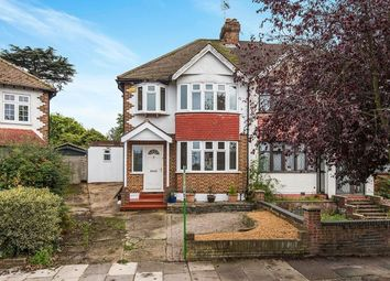 Thumbnail 3 bed semi-detached house to rent in Wills Crescent, Whitton, Hounslow