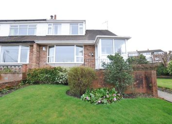 Thumbnail 2 bed semi-detached bungalow for sale in Lune Close, Kirkham, Preston, Lancashire