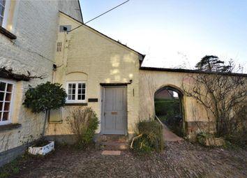 Thumbnail 2 bedroom semi-detached house to rent in Trobridge, Crediton, Devon