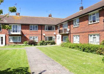 Thumbnail 3 bed flat for sale in Meadow Way, Littlehampton, West Sussex