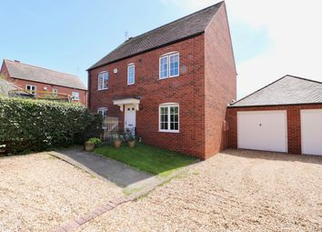 Thumbnail 4 bed detached house for sale in Amis Way, Stratford Upon Avon