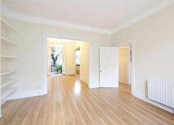 Thumbnail 3 bed terraced house for sale in Bishops Road, Parsons Green, Fulham, London