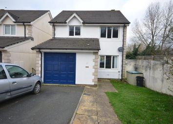 Thumbnail 5 bed detached house for sale in Kel Avon Close, Truro