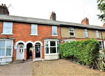Thumbnail 3 bed terraced house to rent in Ryhall Road, Stamford