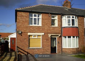 Thumbnail 2 bed flat to rent in West Monkseaton, Whitley Bay